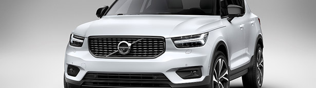 Volvo XC40 gets prestigious award from Kelley Blue Book