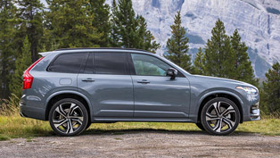 2020 Volvo XC90 is named Car of the Decade. Details here!