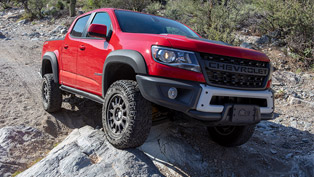 Chevrolet Colorado Bison is named Truck of the Year! Details here!