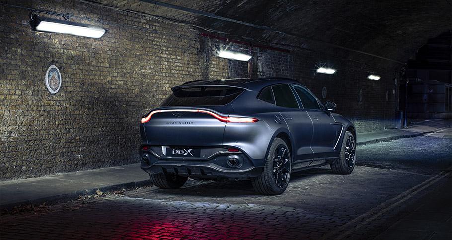 2020 Aston Martin DBX Q by Aston Martin