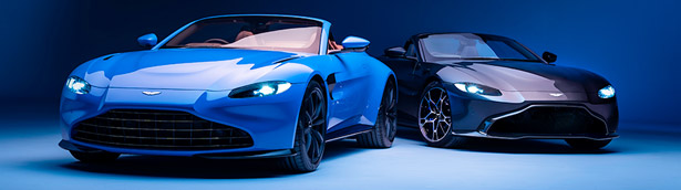 Aston Martin reveals Vantage Roadster - check it out!