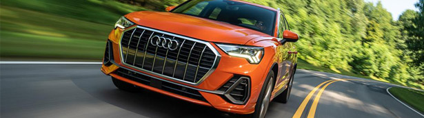 New Audi Q3 has earned the overall 5-star safety rating from NCAP!