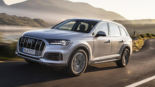 audi expands the 2020 q7 lineup. check the new family member out!