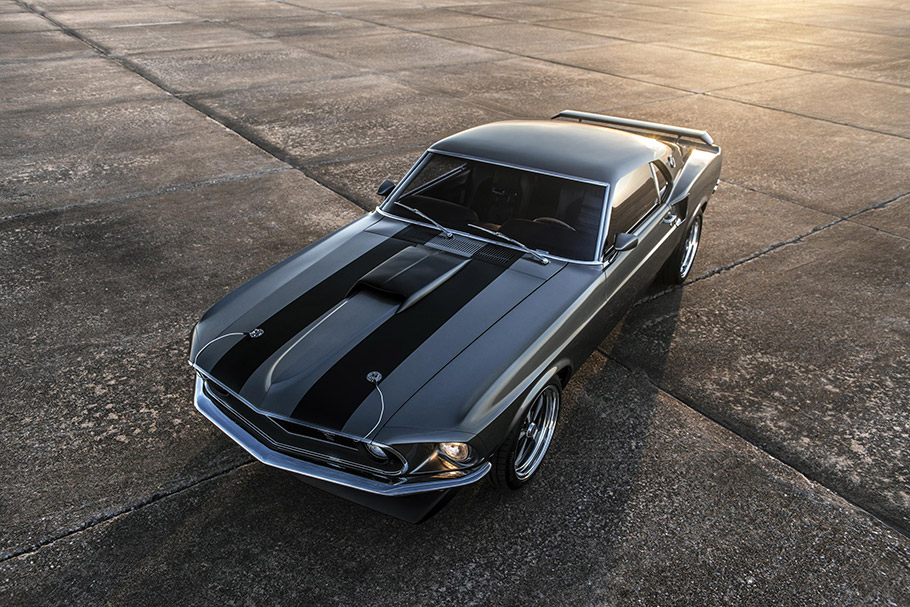 2020 Classic Recreations Ford Mustang Mach 1 Hitman