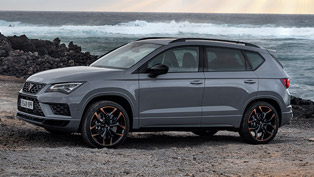 Cupra launches a limited run of Ateca vehicles. Here are some specs!