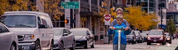 Why People is Riding Electric Personal Vehicles