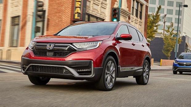 Honda reveals new 2020 CR-V Hybrid lineup! Here are some details!