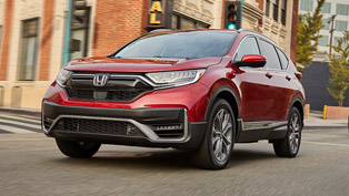 honda reveals new 2020 cr-v hybrid lineup! here are some details!