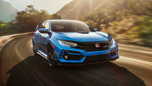 Honda reveals first details about new Civic Type R lineup