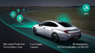 hyundai and kia present a next-gen ict connected shift system