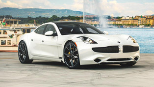 Karma Automotive team makes an European debut at the Geneva Show