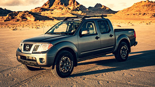 Nissan announces first details about new 2020 Frontier lineup
