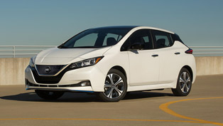 Nissan Leaf is named winner in 5-Year Cost to Own Awards