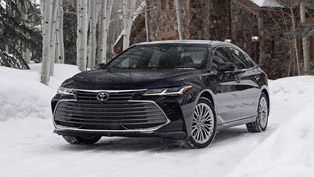 New Avalon and Camry models get an exclusive AWD system!