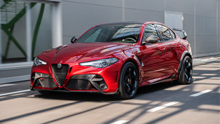 alfa romeo presents a special vehicle for brand's anniversary [video]