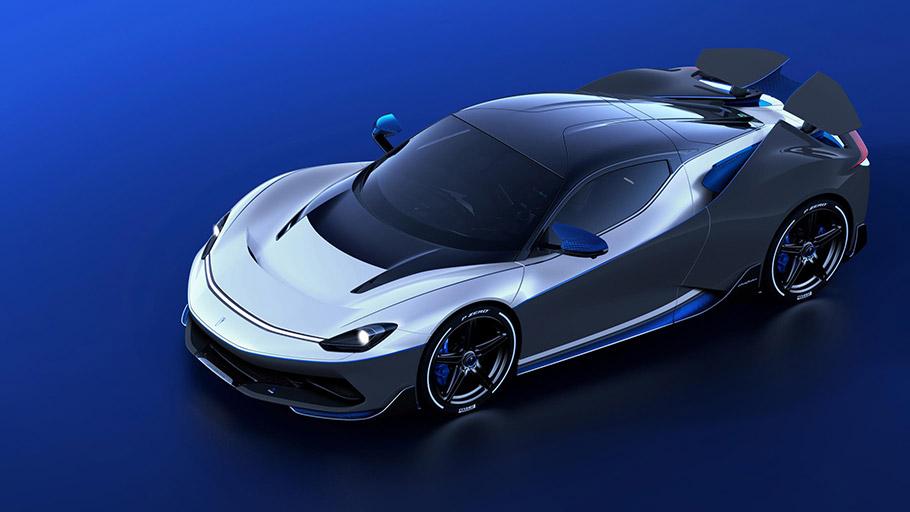 2020 Automobili Pininfarina Battista Anniverario