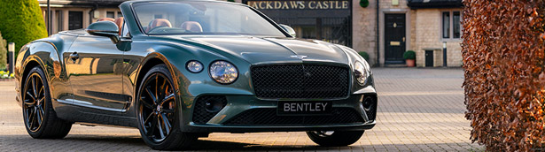 Bentley reveals new Continental GT Equestrian Edition - Check it out!