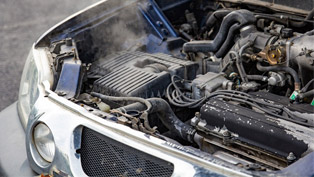What to do with a car with a blown engine