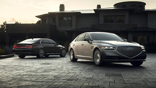 2020 Genesis G90 earns the prestigious TOP SAFETY PICK PLUS award!