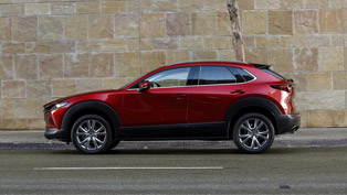 2020 Mazda CX-30 earns TOP SAFETY PICK award from IIHS!