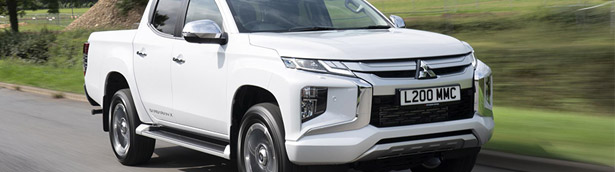 New Mitsubishi model takes a prestigious award home!