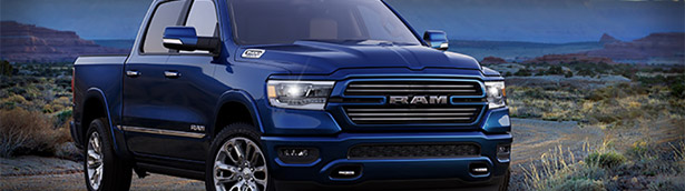 RAM reveals 1500 Laramie Southwest Edition vehicles!