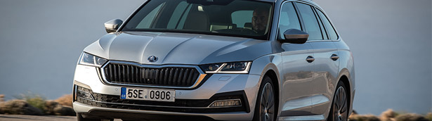 SKODA reveals first details of the new Octavia lineup