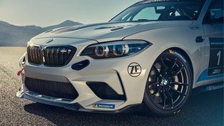 BMW Racing reveals details for new M2 CS Racing vehicle