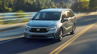 honda reveals first details for new 2021 odyssey lineup!