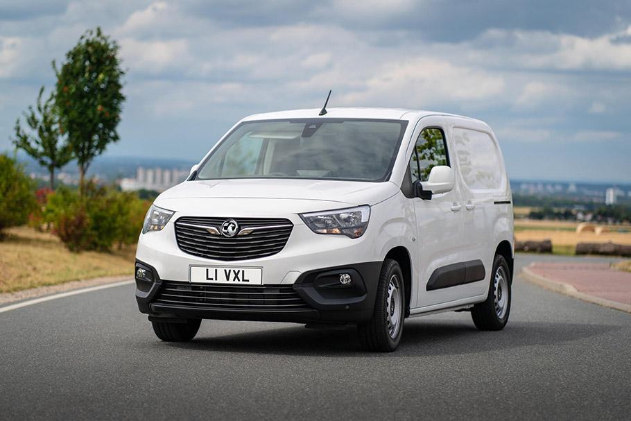 2020 Vauxhall Combo Van