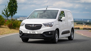 Vauxhall Combo Cargo is awarded with Best Small Delivery Van! Check it out!