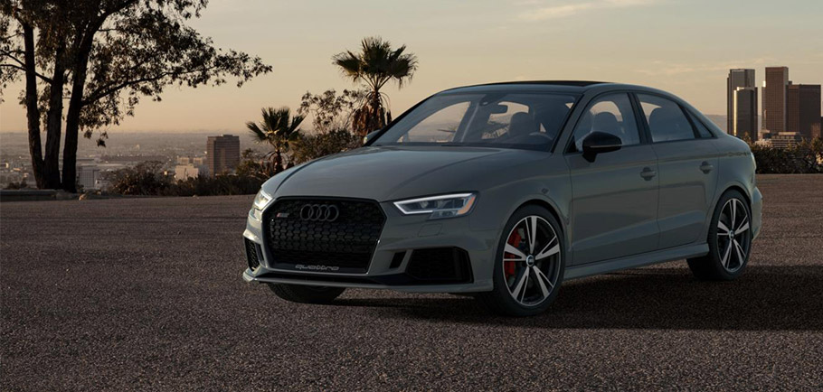 2020 Audi RS 3 Special Edition