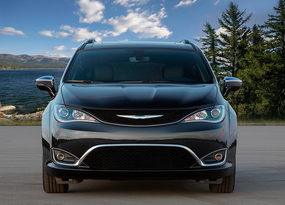 2020 Chrysler Pacifica Plug in Hybrid