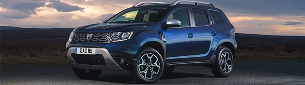 Dacia expands the online purchase capabilities - browse and buy from the comfort of your home!