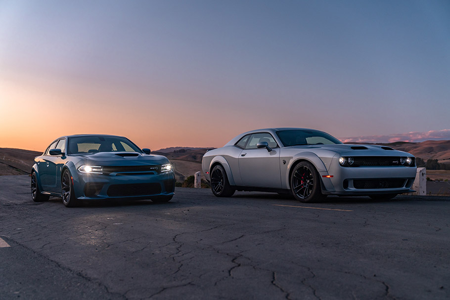 2020 Dodge Lineup Keeley Blue Book