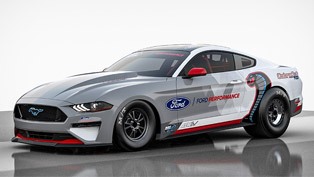 Ford reveals first details of the all-electric Mustang Cobra [VIDEO]