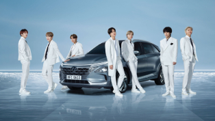 hyundai celebrates earth day with k-pop legends bts