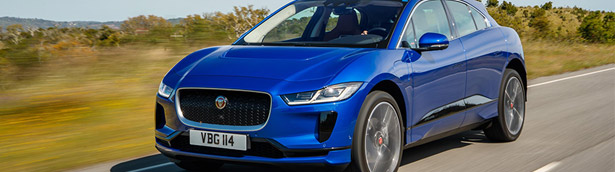 New Jaguar I-PACE takes home one more prestigious award!