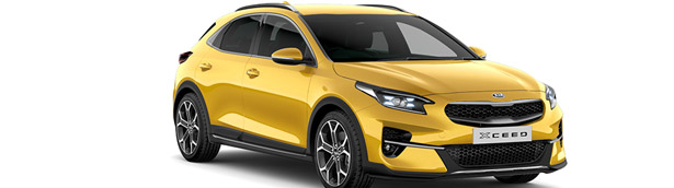Kia reveals a new eye-catching XCeed model - check it out!