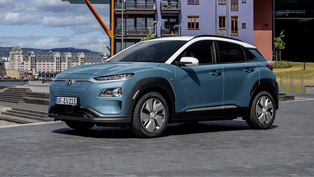 Hyundai Kona receives a TopGear award! Check it out!