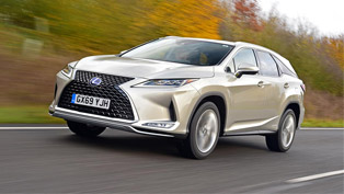 Lexus named Best Brand by Driver Power 2020. Details here!