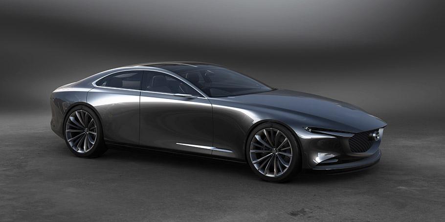 2020 Mazda Kodo Design Concept