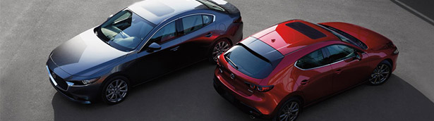 Mazda3 is the winner at the 2020 World Card Design Event!