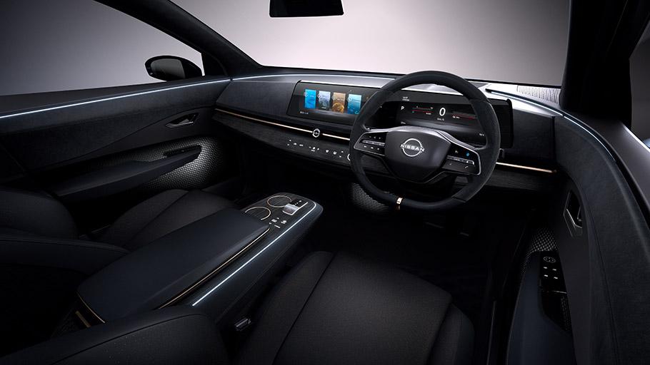 2020 Nissan Ariya Concept