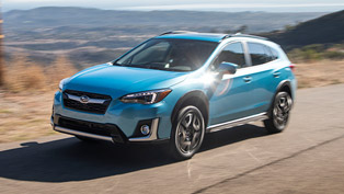 Four Subaru models earn a Best Family Car award by Parents magazine!