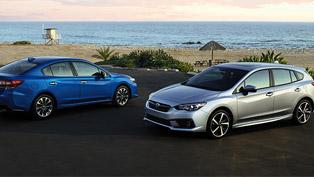 2020 Subaru Impreza takes home a prestigious award - details here!