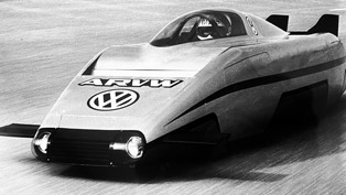 Volkswagen ARVW: the story of the most aerodynamic VW so far!