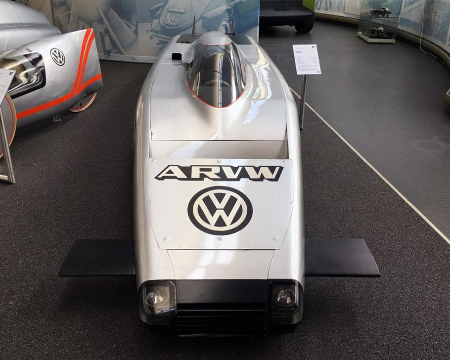 1970s Volkswagen ARVW