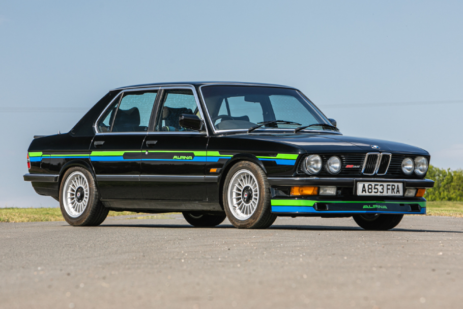 1983 BMW Alpina B9 3