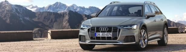2020 Audi A6 allroad is named Top Safety Pick Plus by IIHS!